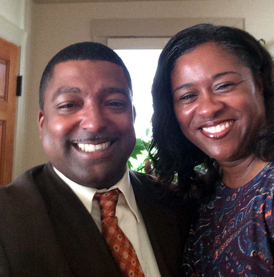 Dr. Monique Morton & Kwanza Morton