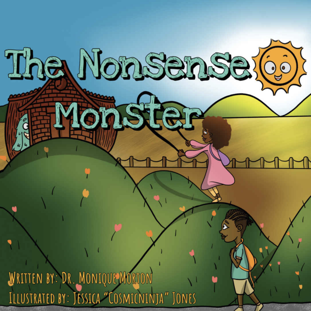 The-nonsense-monster